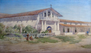 Chris Jorgensen (1860-1935) Mission Dolores