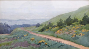 "Lorenzo P. Latimer (1857-1941) ""Old Ingleside Road"""