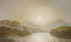 George D. Brewerton painting