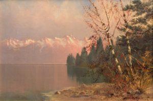 """Edwin Deakin-""""Lake Tahoe"""""""