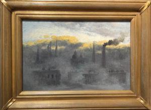 Annie Harmon painting