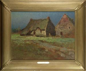 Charles Dickman painting