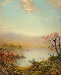 George Douglas Brewerton (1827-1901) Autumn