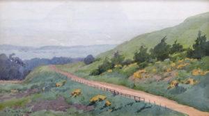 "Lorenzo P. Latimer (1857-1941) ""Old Ingleside Road"""