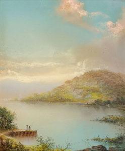 George Douglas Brewerton (1827-1901) Summer